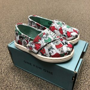 """New """"Toms"""" shoes size 5"""